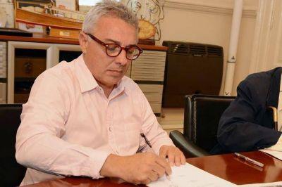 Julio Zamora también anunció un bono de fin de año para los municipales de Tigre