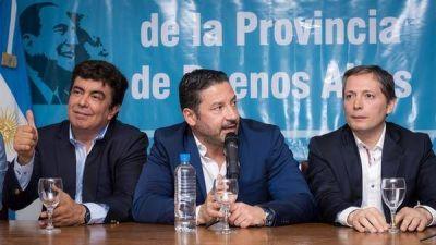 Gustavo Menéndez asumió como presidente del PJ Bonaerense con el respaldo de la CGT y en búsqueda de un peronismo moderno