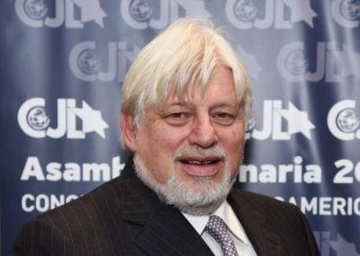 """CJL. Adrián Werthein: """"Es necesario custodiar todos los mecanismos de dialogo"""""""
