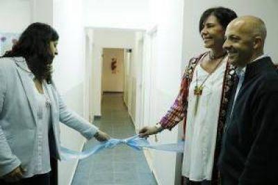 Llegaron más mejoras edilicias al centro de salud