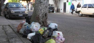Habrá cambios en la recolección de residuos por el feriado del 25