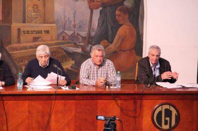 Moyano y Barrionuevo podrían ser los artífices de una nueva unidad