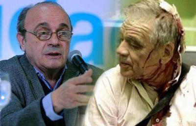Moreau justificó la agresión al periodista Julio Bazán