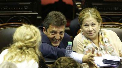 El FPV apuesta a sumar fuerzas con el massismo en Diputados