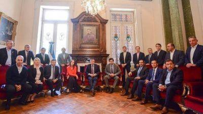 Dependencia: sin los gobernadores, Mauricio Macri no tiene leyes ni gobernabilidad