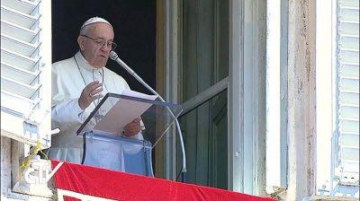 El papa Francisco exige la liberación de todas las personas secuestradas