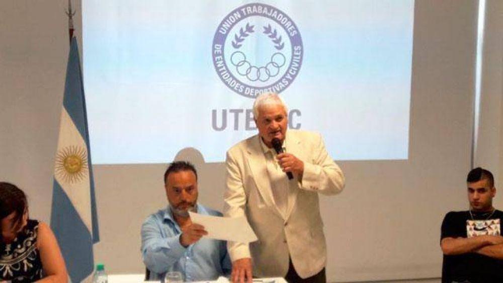 Asumió la nueva comisión directiva de UTEDyC