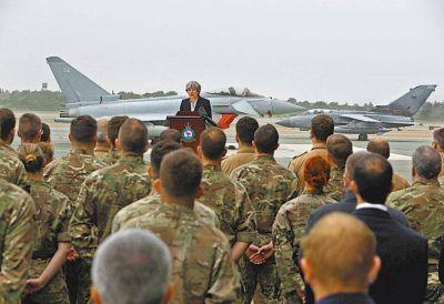 Reino Unido teme perder el apoyo europeo por Malvinas