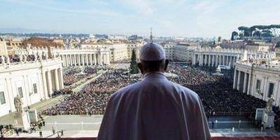 """Papa Francisco: """"Vemos a Jesús en los rostros de los niños sirios marcados aún por la guerra"""""""