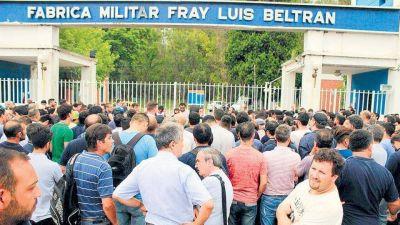 La peor Navidad: confirmaron despidos en Fabricaciones Militares