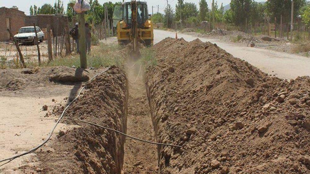 Soler quiere que todos los ulluneros tengan servicio de agua potable con el Acueducto San Juan