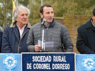 """Orozco: """"""""Somos el primer sector al que este gobierno le dio la mano derecha"""""""