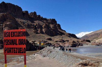 Ahora, en Mendoza dicen que el anuncio sobre Portezuelo del Viento se haría en enero