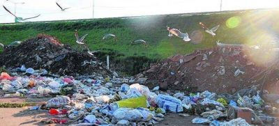 Licitan el traslado y entierro de las 850 toneladas diarias de basura de Rosario