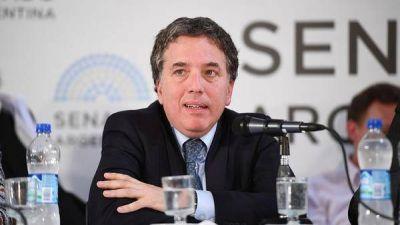 Con Cristina Kirchner en su banca, el Gobierno busca cerrar hoy el año con el paquete económico aprobado