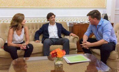 Cheppi y Martínez llevaron a Lacunza demandas de los productores de cerveza artesanal