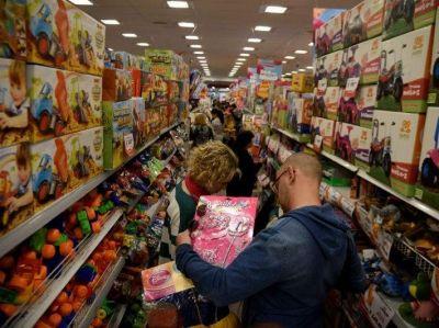 Crecieron 2,5% interanual las ventas navideñas en Córdoba