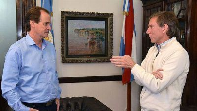 El diputado de Bordet pide que el PJ se encolumne atrás de los gobernadores