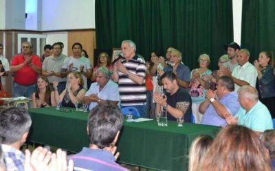 Acto de asunción de la nueva Comisión PJ Bahía Blanca