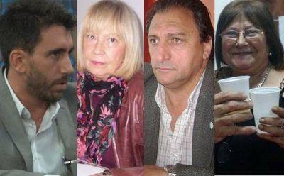 """Los concejales asumidos con Massa no lograron cantar """"Felices los 4"""" de Maluma"""