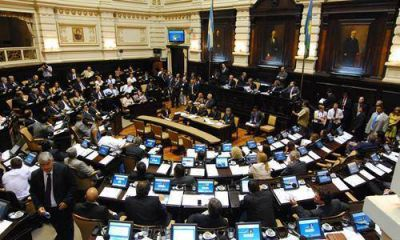La Legislatura Bonaerense aprobó la adhesión de la provincia al Pacto Fiscal