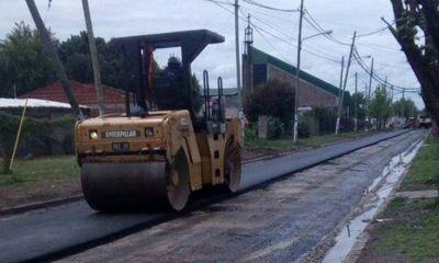 """Ducoté: """"En 2018 queremos volver a batir el récord de calles asfaltadas"""""""