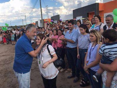 Buena Esperanza: 32 familias recibirán el 2018 en su nuevo hogar