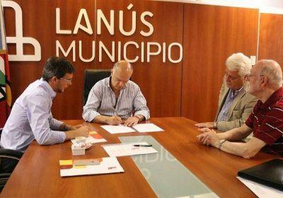 VECINOS DE LANUS OBTENDRÁN DESCUENTOS DE HASTA UN 40% EN LA COMPRA DE MEDICAMENTOS