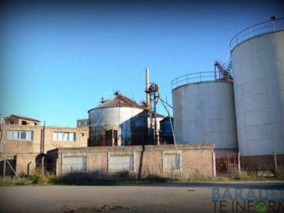 Preocupación por los tanques de solvente que hay en la planta Germaiz