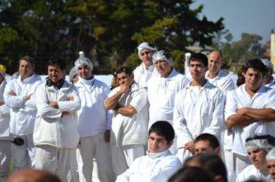 Confirman 180 despidos en BRF Baradero