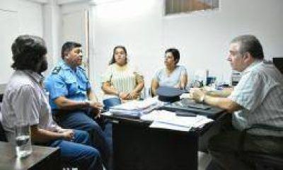 Pirotecnia Cero. Operativos conjuntos de municipio y policía