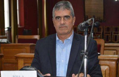Andrés Rosa acompañará el presupuesto municipal 2018