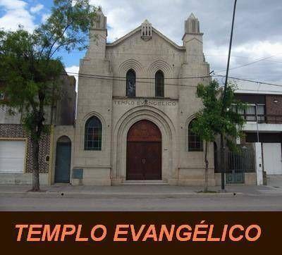 Se cumplieron 82 años de la inauguración del templo de la Iglesia Evangélica