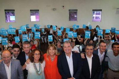 Entregaron créditos a 64 mujeres emprendedoras rurales de la provincia de Córdoba