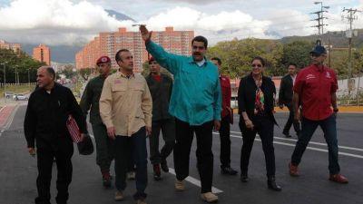 Maduro volvió a insultar a Macri: lo llamó