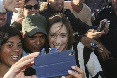 Vidal celebró la adhesión al pacto fiscal y la recuperación del Fondo del Conurbano