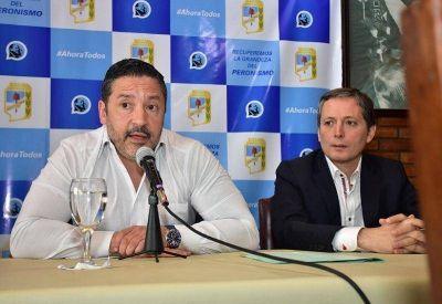 El PJ bonaerense apoyó la adhesión al acuerdo fiscal con Nación