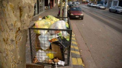 Aseguran que sólo el 10% de los vecinos separa la basura