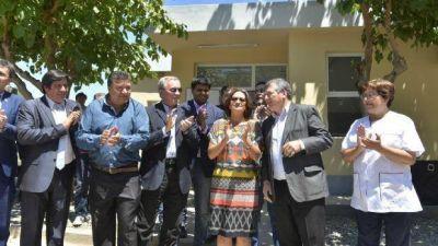 Corpacci agradeció el apoyo de los intendentes para la obra pública