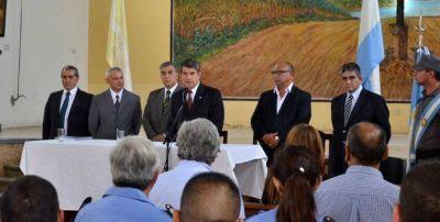 En medio del escándalo, se fue Snaider y nombraron nuevas autoridades en Villa Urquiza