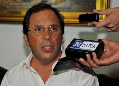 El ex intendente de Almirante Brown, Dario Giustozzi, fue propuesto como embajador en Ecuador
