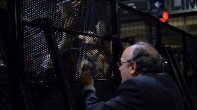 Dura réplica de Cristina y de sus senadores al Gobierno por la denuncia contra 11 diputados opositores