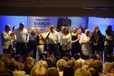 Guillermo Bianchi es el nuevo secretario general de Empleados de Comercio
