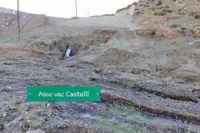El acueducto Arenal-Ciudadela se rompió de nuevo