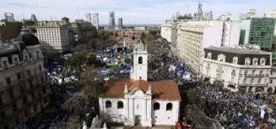 Postales de un año agitado: los momentos que maracaron al sindicalismo argentino