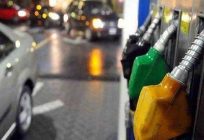 También aumenta la nafta: subirá entre 3 y 5% en los próximos días