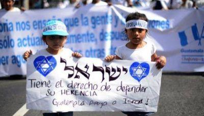 Guatemala: la comunidad evangélica llamó a flamear banderas de Israel en Iglesias tras la decisión del gobierno sobre Jerusalem