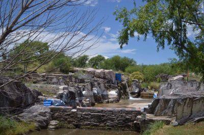 Reconstruyeron y habilitaron el balneario de San Martín