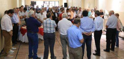 """Sergio Uñac: """"Espero que podamos seguir construyendo un proyecto superador de provincia"""""""