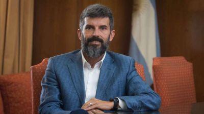 Ulpiano Suárez, pieza clave del gobierno para acordar las paritarias